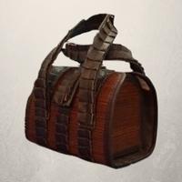 Bamboo Ladies Hand Bag