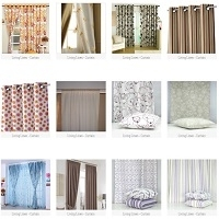 Living Cloth Materials - Curtain