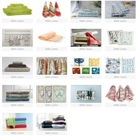 Bath Cloth Materials - Towels, Wash Rag