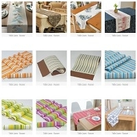 Table Cloth Materials - Table Runner