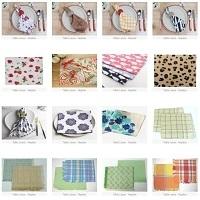 Table Cloth Materials - Napkins