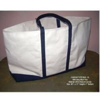 Canvas Tote Bag- XL