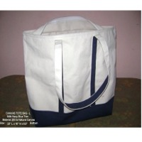 Canvas Tote Bag- L