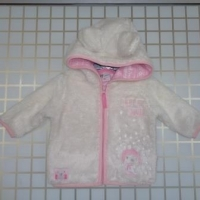 Girls Hooded With Full Sleeve T-shirt