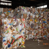 Hard Mix Paper Waste