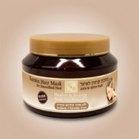 Keratin Hair Mask for Smoothed Hair