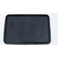 Rubber Boot Tray Mats