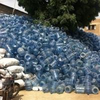 PET Bottles Clear Scrap