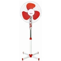 """16"""" Stand Fan With Light"""