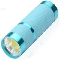 Glow In The Dark Cob Mini Flashlight