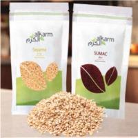 Sumac & Sesame Seeds