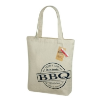 Tote Bag Cotton Natural