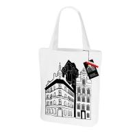 Tote Bag Cotton White