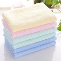 Bath Towel Pastel Colors