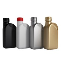 Plastic Bottles, Jugs, Containers
