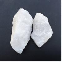 Milky White Quartz Lumps