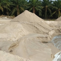 Construction, Silica, River Sand