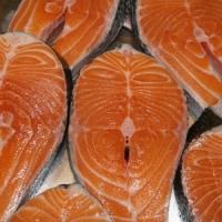 Salmon Fillet Fish
