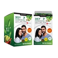Bsy Noni Black Hair Dye Shampoo- 20ml