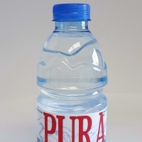 Pure Natural Mineral Water 330 Ml bottle