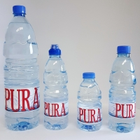 Pura Natural Mineral Water 1.5 L bottle