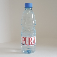 Pura Natural Mineral Water 500 Ml bottle