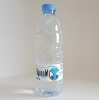 Splash Natural Mineral Water 500 ml Bottle