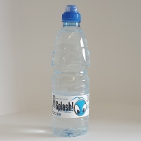 Splash Mineral Water 500 ml Sport Bottle
