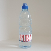 Pura Natural Mineral Water 500 Ml bottle sport