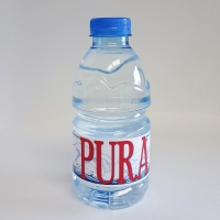 Pura Natural Mineral Water 330 Ml bottle