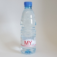 MY Natural Mineral Water 500 Ml Bottle