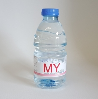 MY Natural Mineral Water 330 Ml Bottle