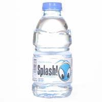 Splash Natural Mineral Water 330 Ml bottle