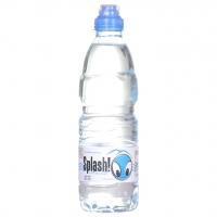 Splash Mineral Water 500 ml Sport Bottle