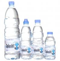 Splash Natural Mineral Water 1.5 L Bottle
