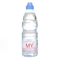 My Natural Mineral Water 500 Ml Bottle Sport