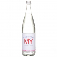 My Natural Mineral Water Glass Bottle 75 Cl