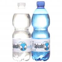 Splash Natural Mineral Water 0.5 L Bottle