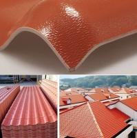 PVC ASA Roofing Sheets