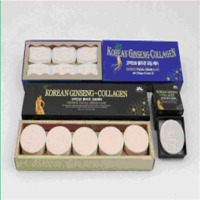 Sangleaf Ginseng-Collagen Cream Soap
