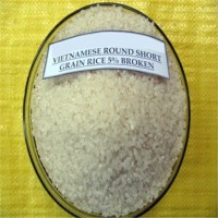 Round Short Grained Rice