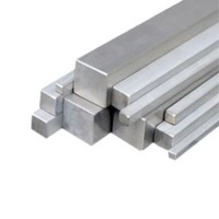 Stainless Steel Square Bar 300 Series
