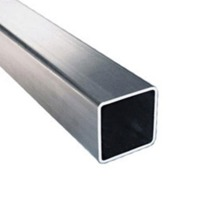 Stainless Steel Square Hollow Bar 300 Series