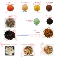 Colored Stone Powder