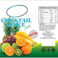 Fruit Juice 330 & 250 ML