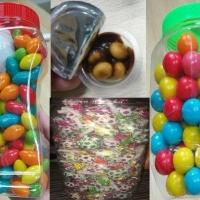 Lollipop & Chewing Gum