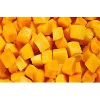 Frozen Mango Dice