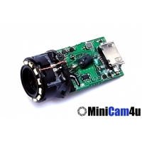 5MP FHD Micro OTG UVC USB Camera Module LED X12