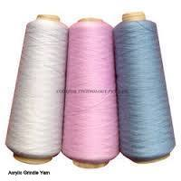 Acrylic Grindle Yarn