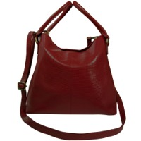 Women's Leather Handbag Shoulder Office Bag